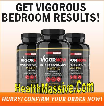 Vigor Now Male Testosterone
