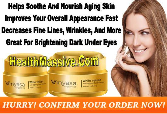 Vinyasa White Velvet Anti Aging Cream