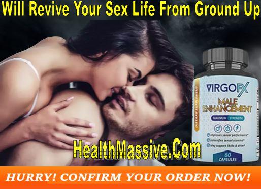 Virgo FX Male Testosterone