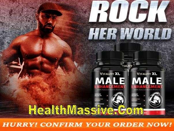 Vitality XL Testosterone Booster