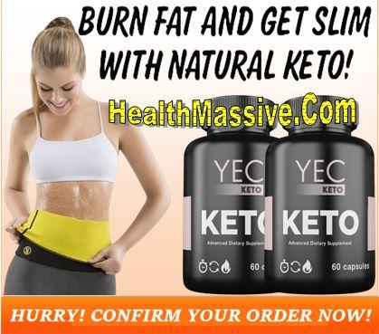 Yec Keto Weight loss